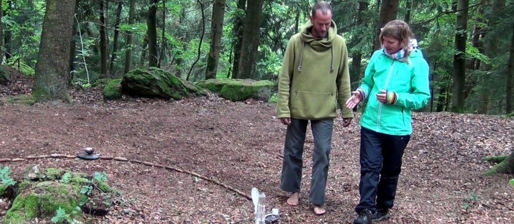 Lebensrad Naturcoaching Systemisches Coaching Kompass